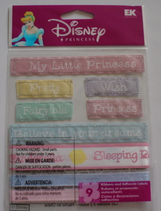 Disney Princess Ribbons