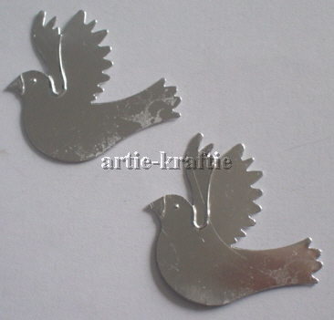 Pair Love Doves for Cards