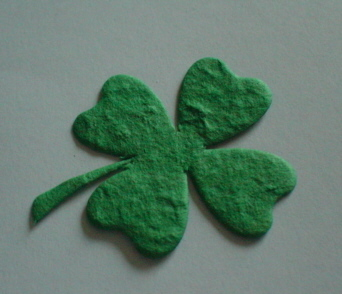 25 Four Leaf Clovers