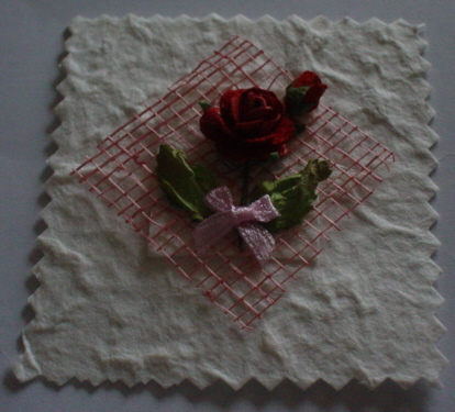 Open/Closed Roses Topper