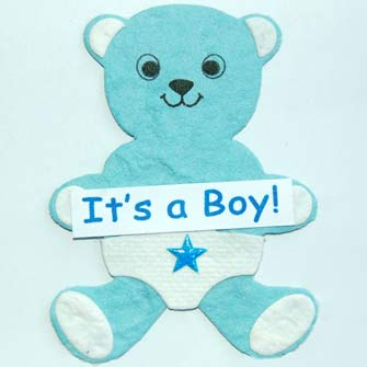 4 Its A Boy Teddies
