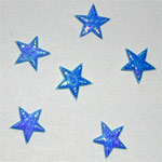 100 Stars Tiny Shiney Blue