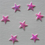 100 Stars Tiny Shiney Pink