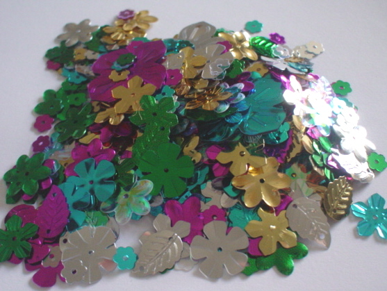 Bag Flower Confetti