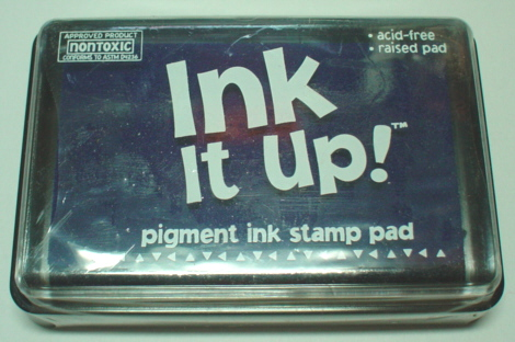 Pigment Ink Pad - Royal Blue