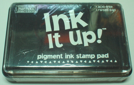 Pigment Ink Pad - Black