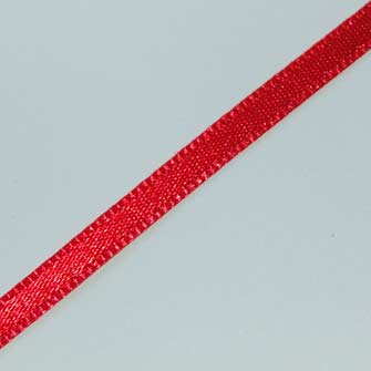 6 Yards Red Christmas Ribbon