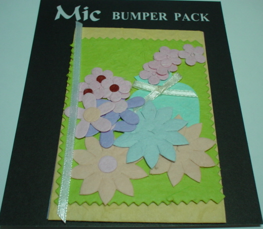 Topper Pack-Flowers