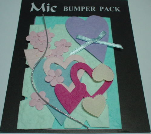 Topper Pack-Hearts