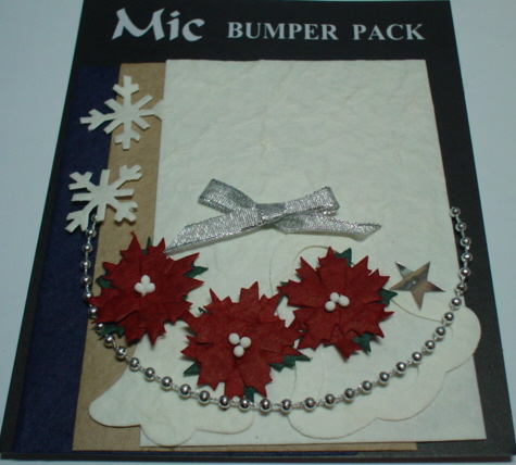 Topper Pack-Bells and Flowers
